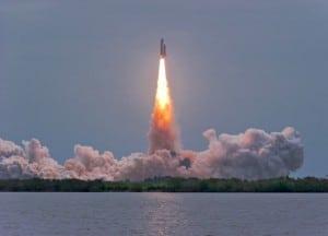 The Last Flight of the Space Shuttle Atlantis
