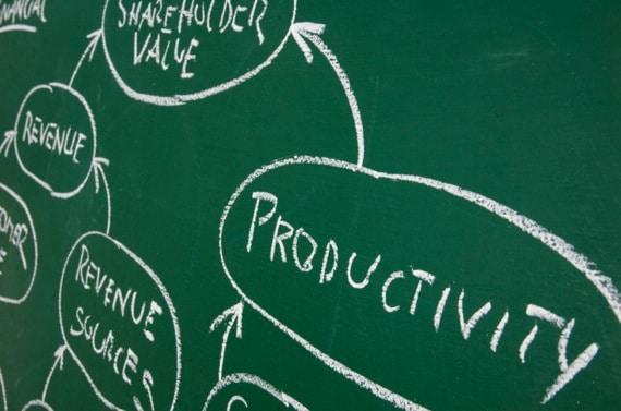 Flow Chart on a Blackboard - Photo courtesy of ©iStockphoto.com/Hiob, Image #12231515