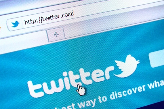 Twitter Home Page - Photo courtesy of ©iStockphoto.com/gmutlu, Image #16026915