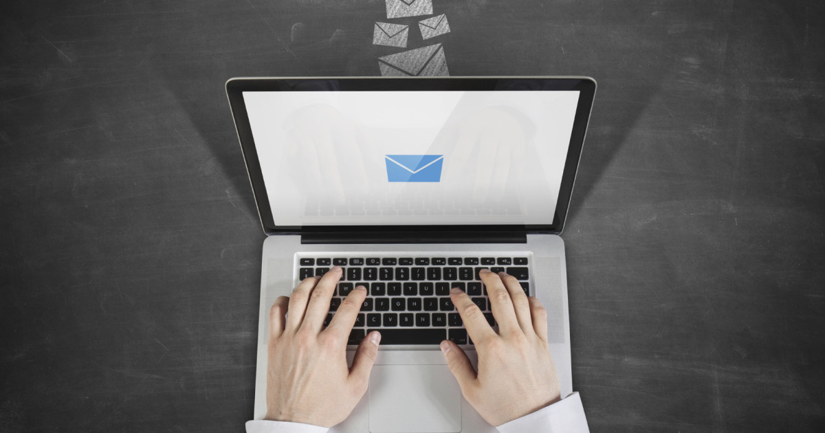 Laptop and Email