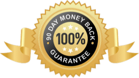 90-Day, Money-Back Guarantee