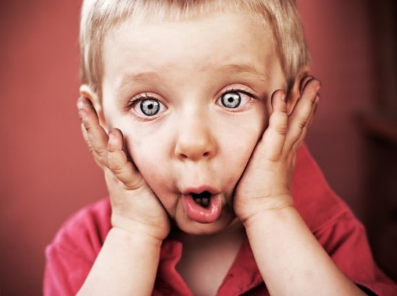 Portrait of an Overwhelmed Little Boy - Photo courtesy of ©iStockphoto.com/Imgorthand, Image #16583987