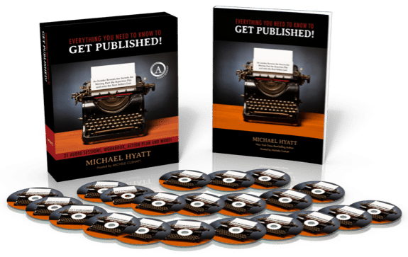 Get Published - Full Product Shot