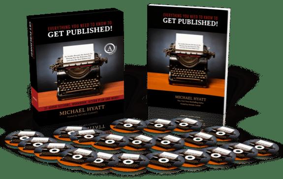 Get Published - Full Product Shot