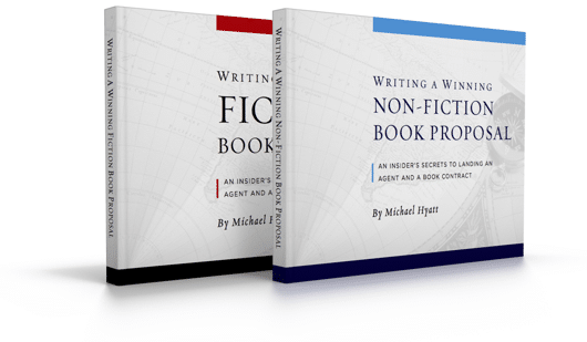 Writing a Winning Book Proposal e-Books, Both Editions