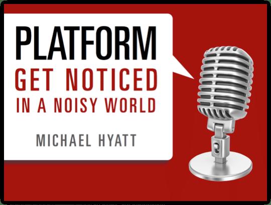 Platform Title Slide Example