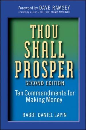 Thou Shalt Prosper