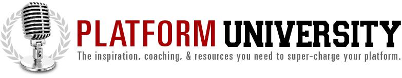 Platform University Logo