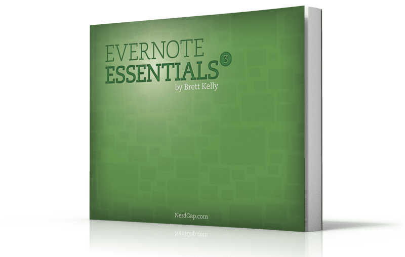 Evernote Essentials, Version 3