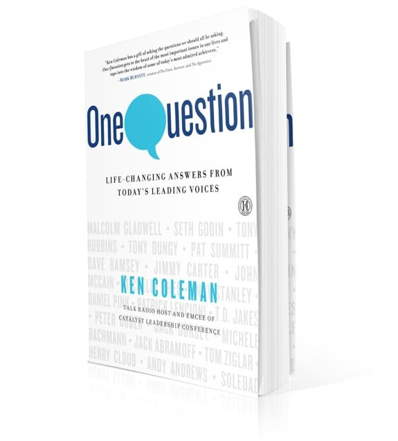 One Question by Ken Coleman