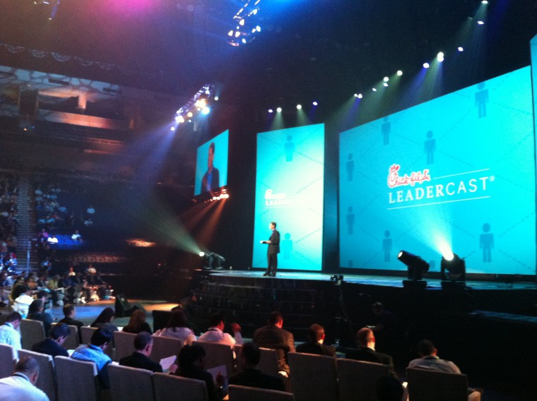 Michael Hyatt Speaking at 2013 Chick-fil-a Leadercast