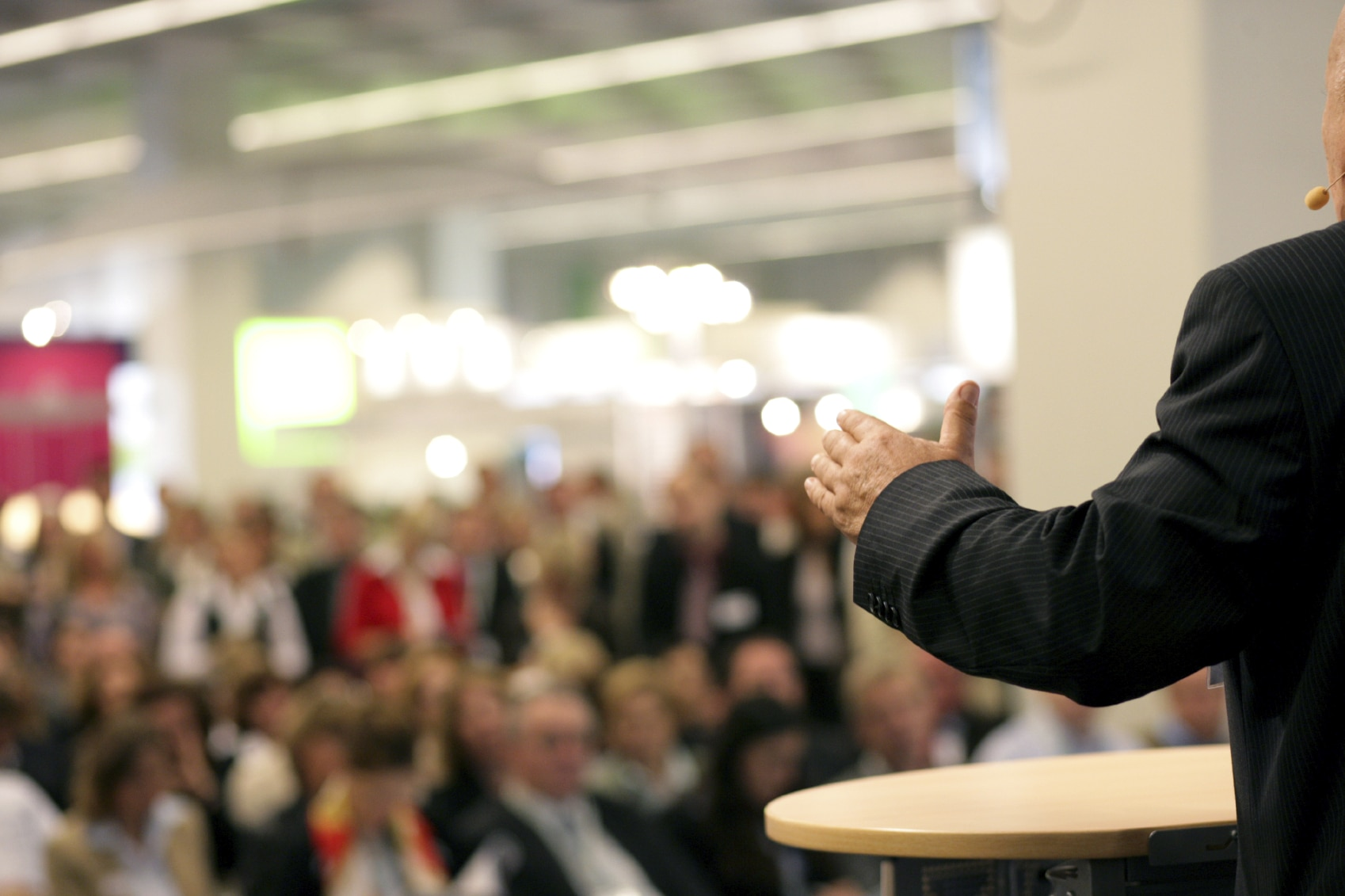 Six Psychological Secrets to Public Speaking