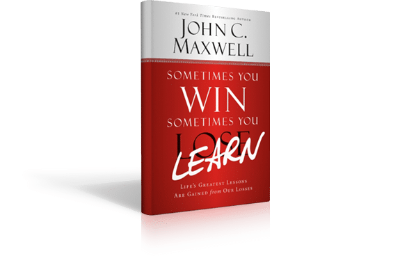 sometimes you win sometimes you learn an interview with john maxwell. Black Bedroom Furniture Sets. Home Design Ideas