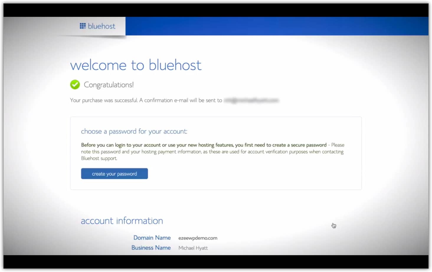 Bluehost Figure 2