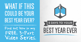 What if this could be your best year ever?