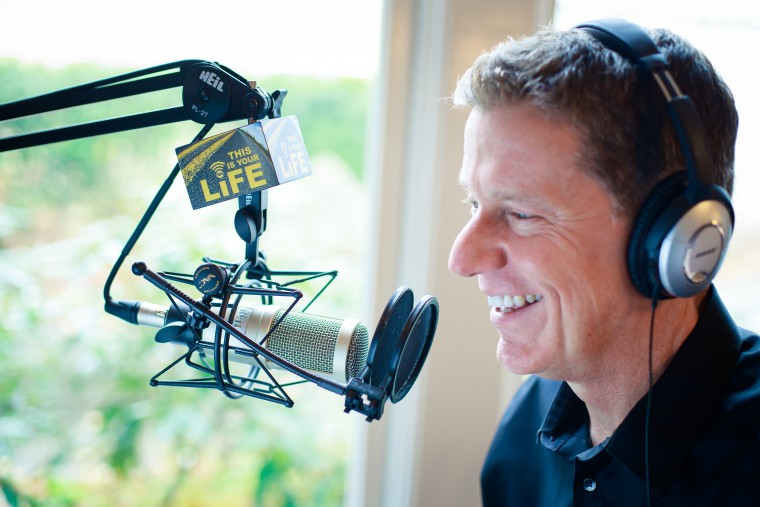 Michael Hyatt Doing a Live Webinar