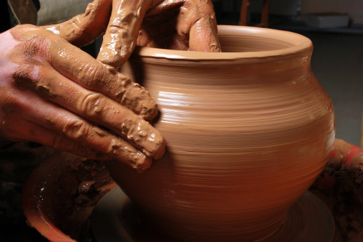 Character and the Potter's Wheel