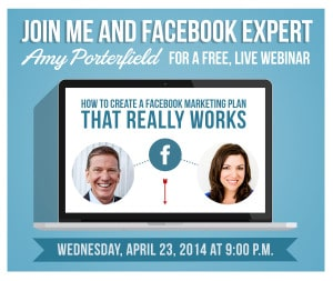 Facebook Webinar with Amy Porterfield