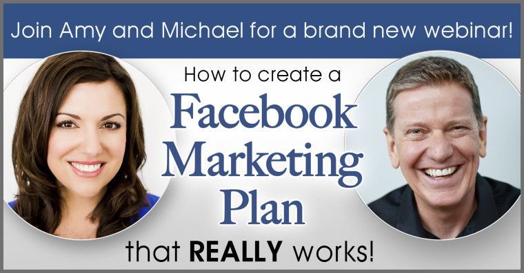 Amy Porterfield & Michael Hyatt Webinar