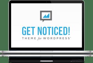 Get Noticed! Theme Logo on MacBook Pro