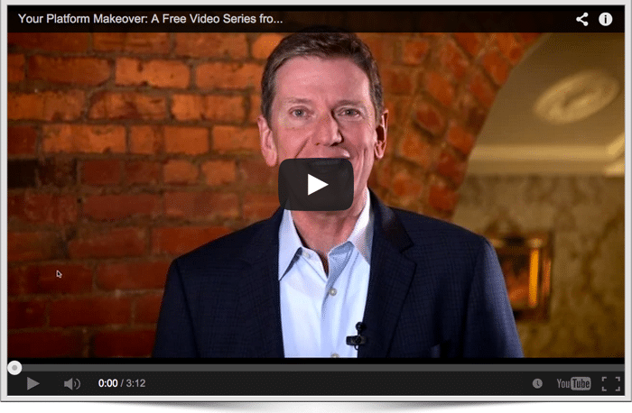 YouTube: Your Platform Makeover [Click to Watch]