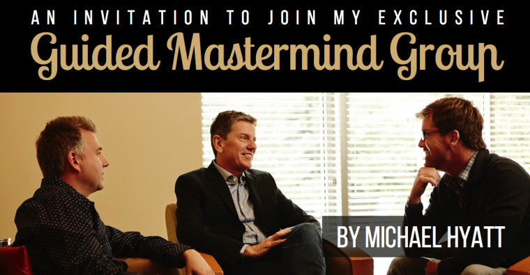 An Invitation to Join My Exclusive, Guided Mastermind Group