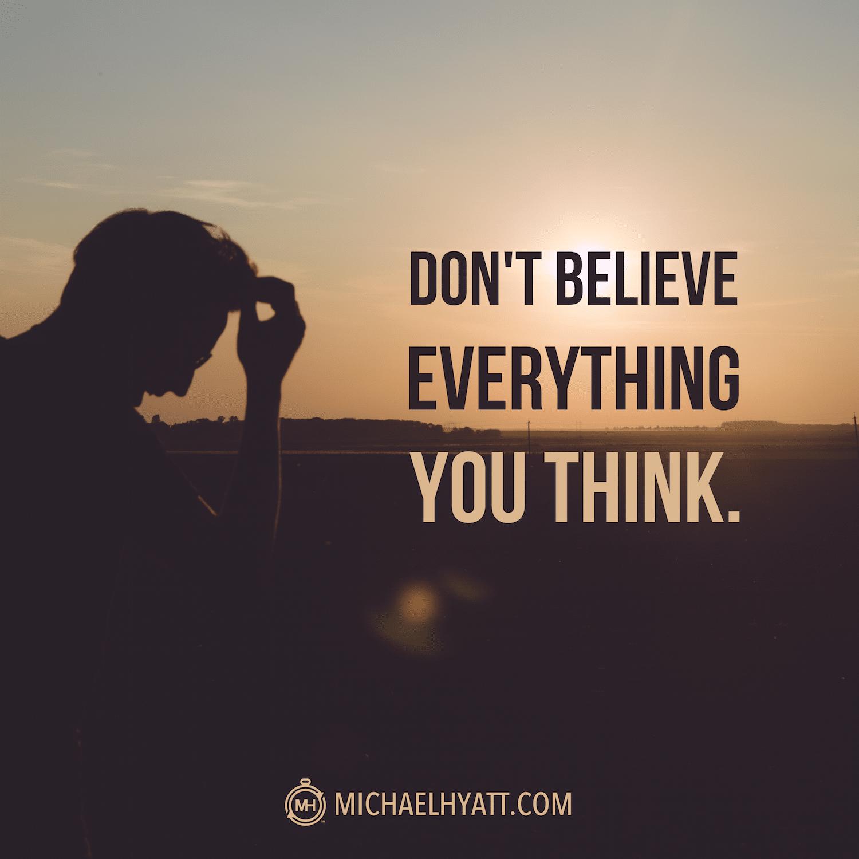 DonT Believe