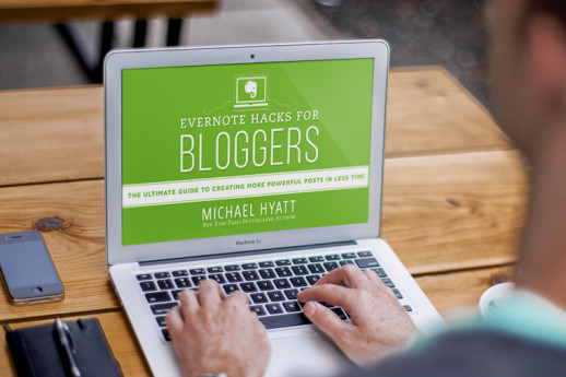 How Evernote Can Make You a Better, Faster Blogger