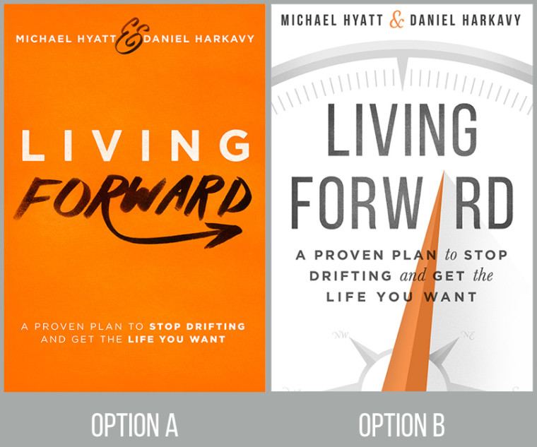 Living Forward Cover Options