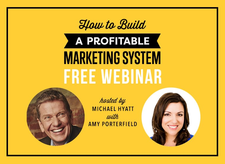 how to build a profitable social media sales funnel free webinar michael hyatt. Black Bedroom Furniture Sets. Home Design Ideas