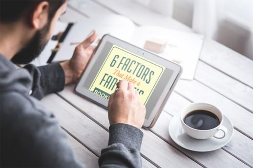 6 factors that make a fantastic book deal