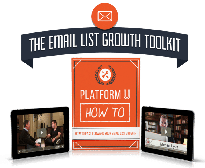 email list growth toolkit