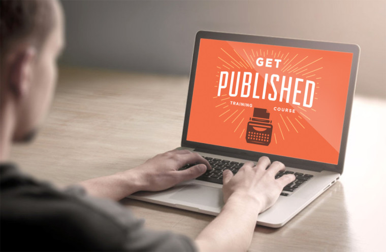 get published training course