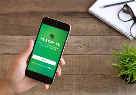Evernote-mobile-update