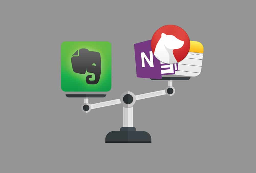 Three Evernote Alternatives and How They Stack Up - Michael