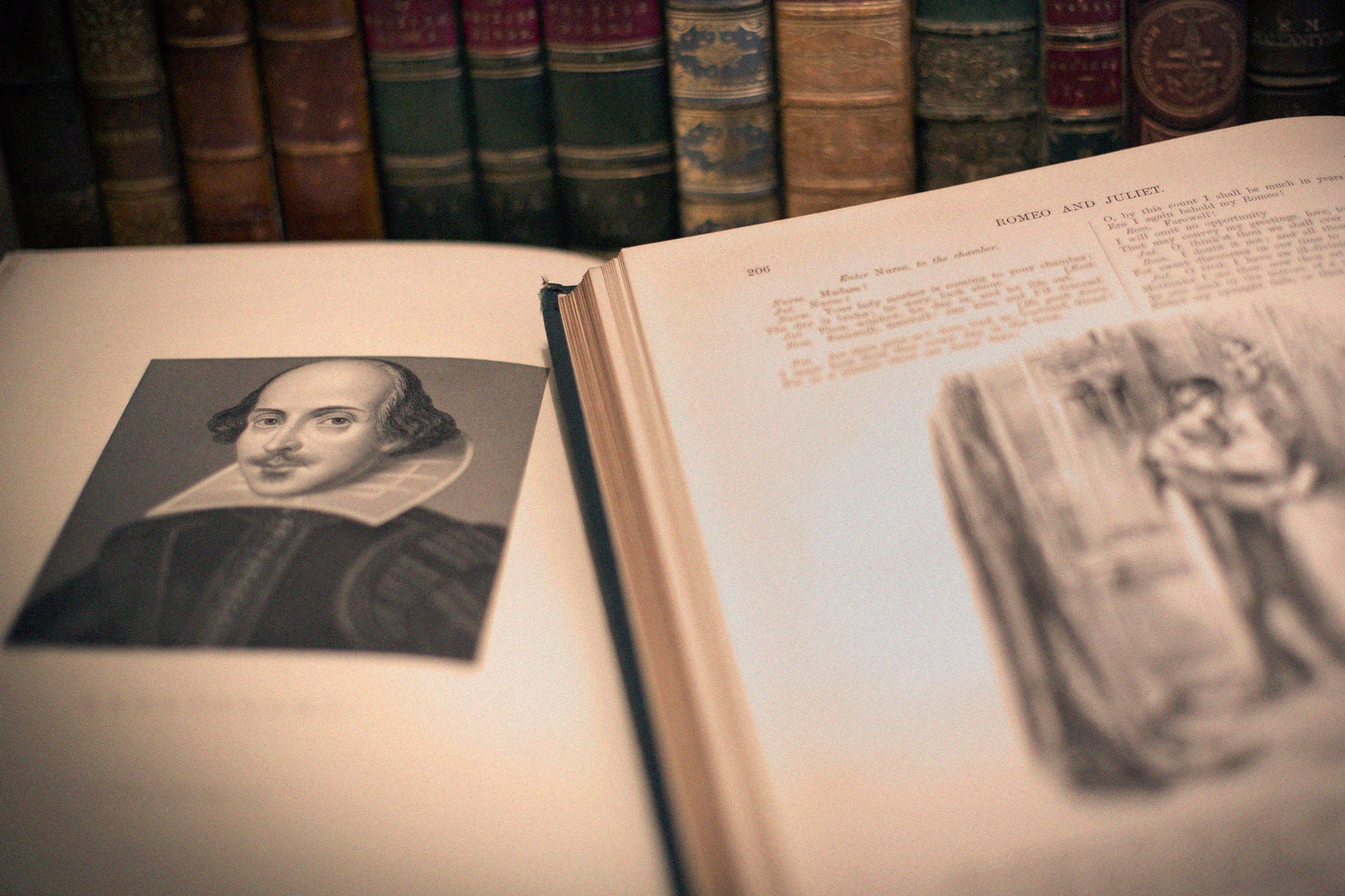 Shakespeare's Plan for Personal Growth