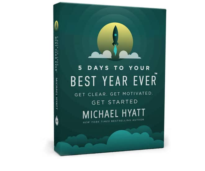 5 Days to Your Best Year Ever™