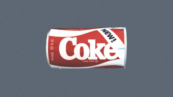 New Coke: Anatomy of a Terrible Decision