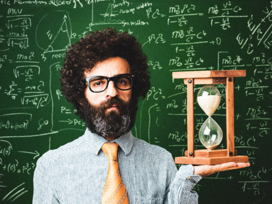 The Science of Gauging Time